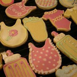 Soft Sugar Cookies II Rosina