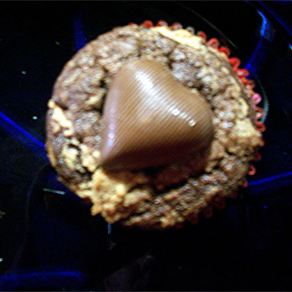 Crunchy Peanut Butter Swirl Brownies SunnyByrd