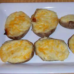 Twice Baked Potatoes II SLW326