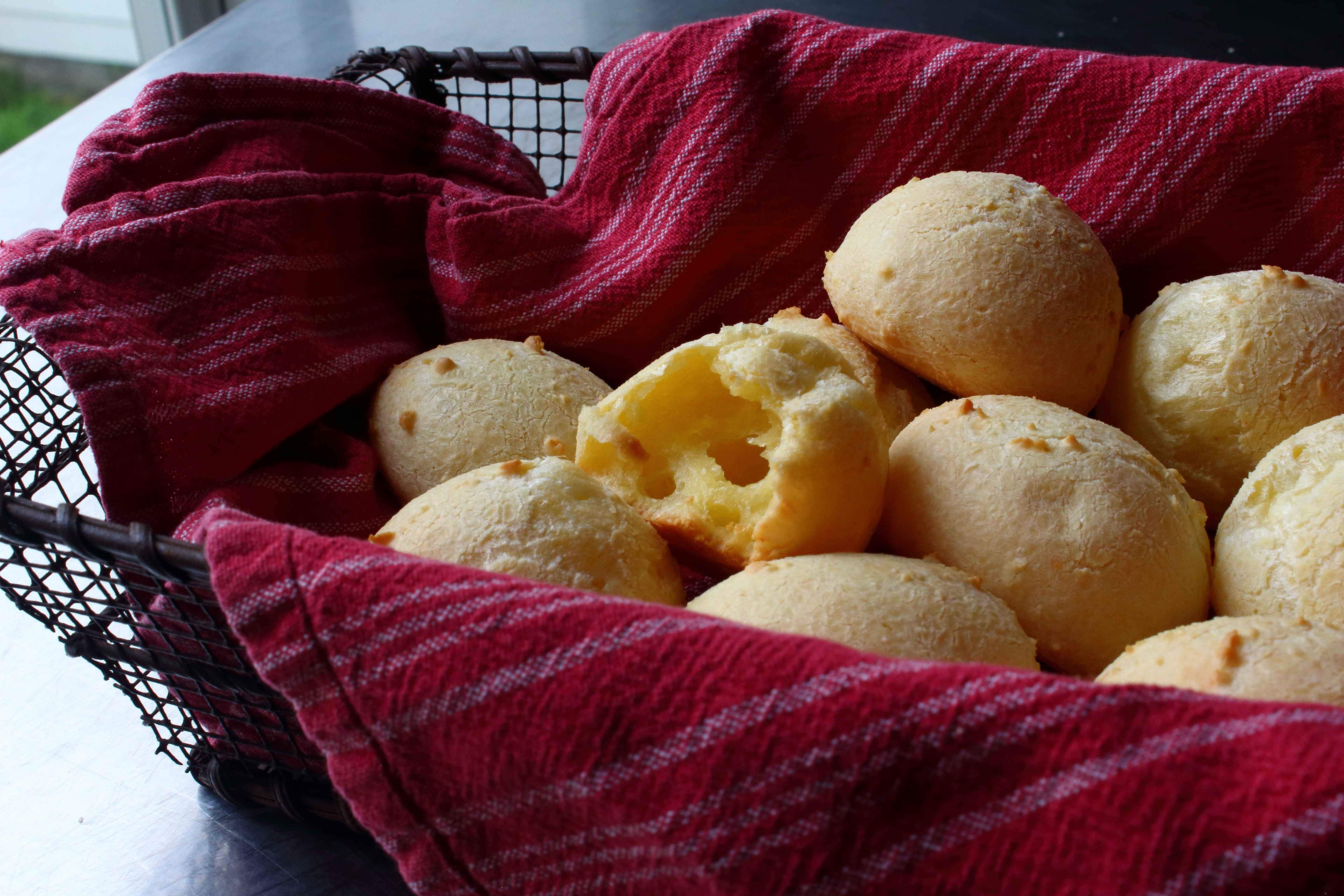 Chef John's Brazilian Cheese Bread (Pao de Queijo)