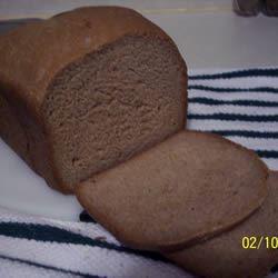 Whole Wheat Honey Bread pomplemousse
