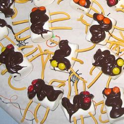 Edible Spiders