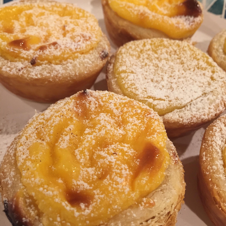 Portuguese Custard Tarts - Pasteis de Nata