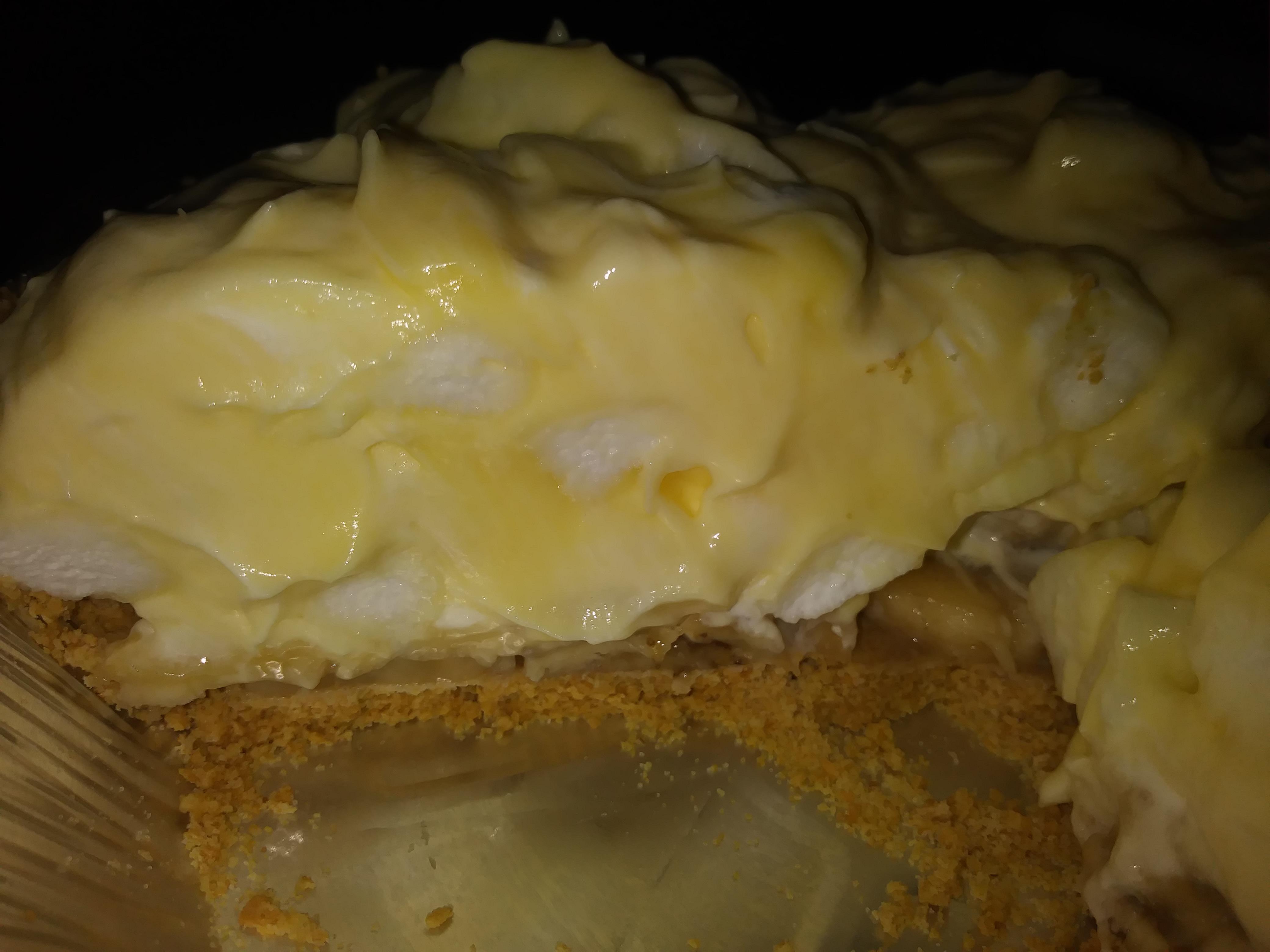 Banana Mallow Pie Baker's