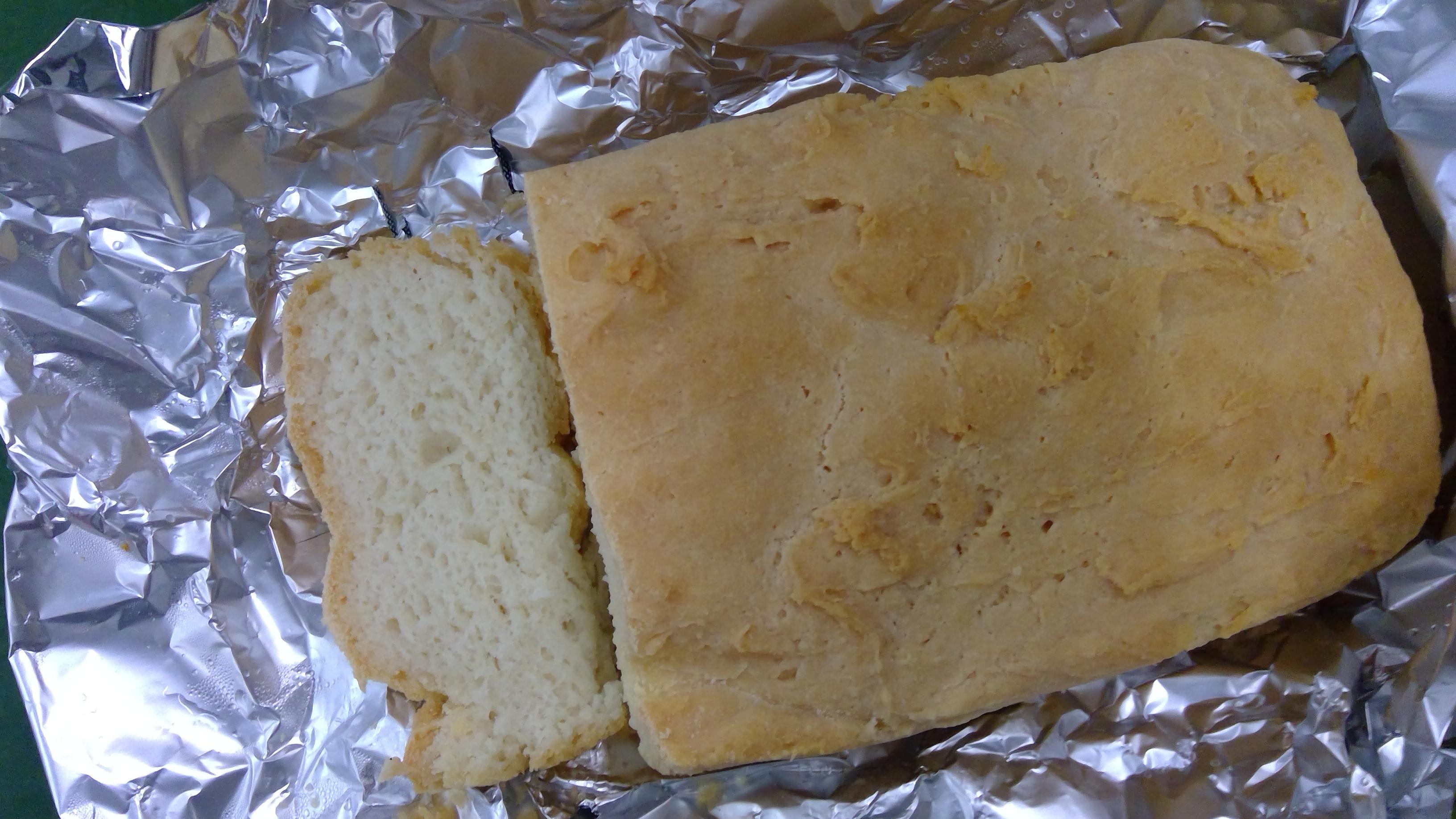 Gluten-Free White Bread SusanVey