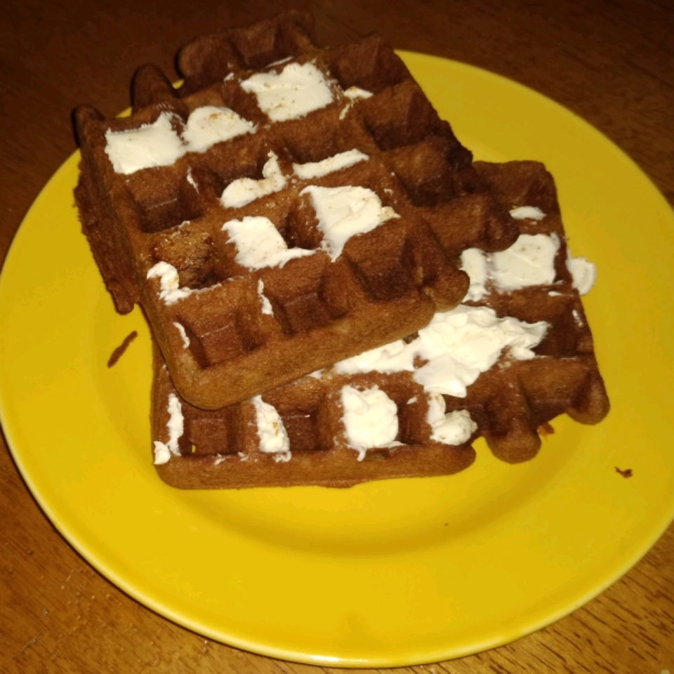 Chocolate Waffles Connie DeWitt Garrett