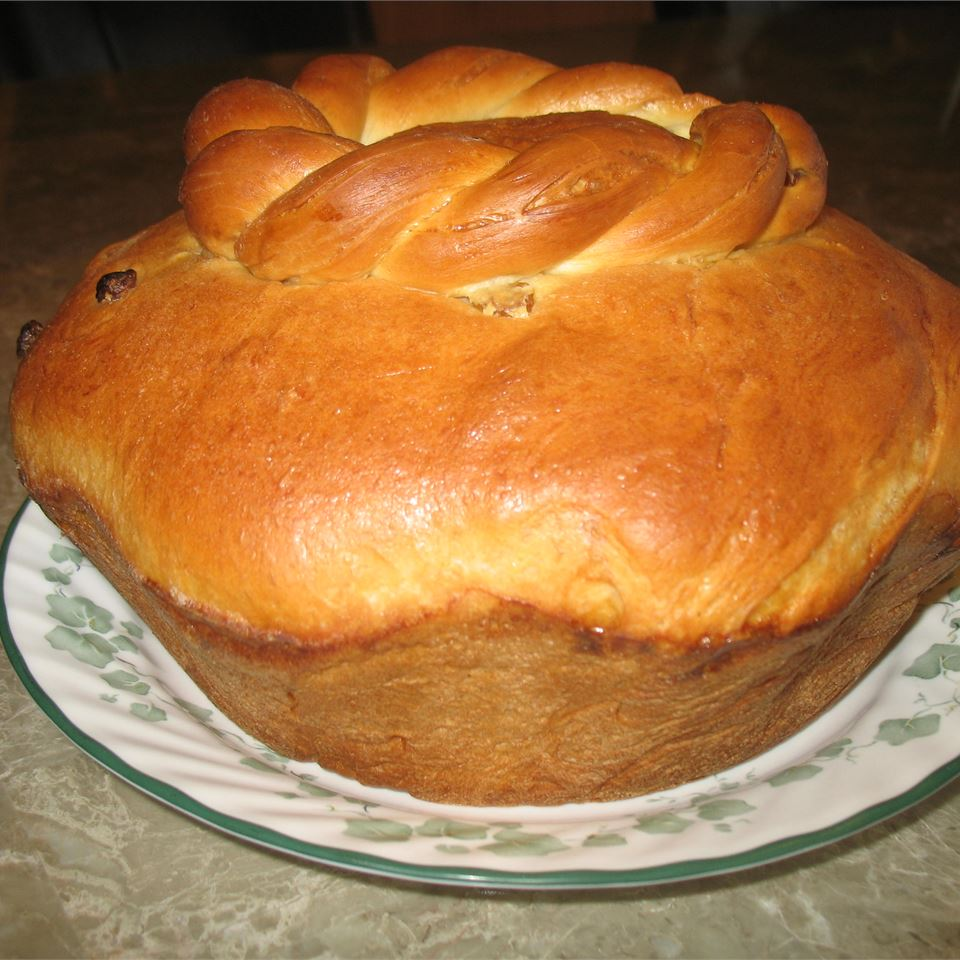 Paska Bread Momof3