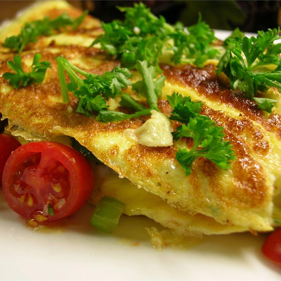 Yummy Veggie Omelet *Sherri*