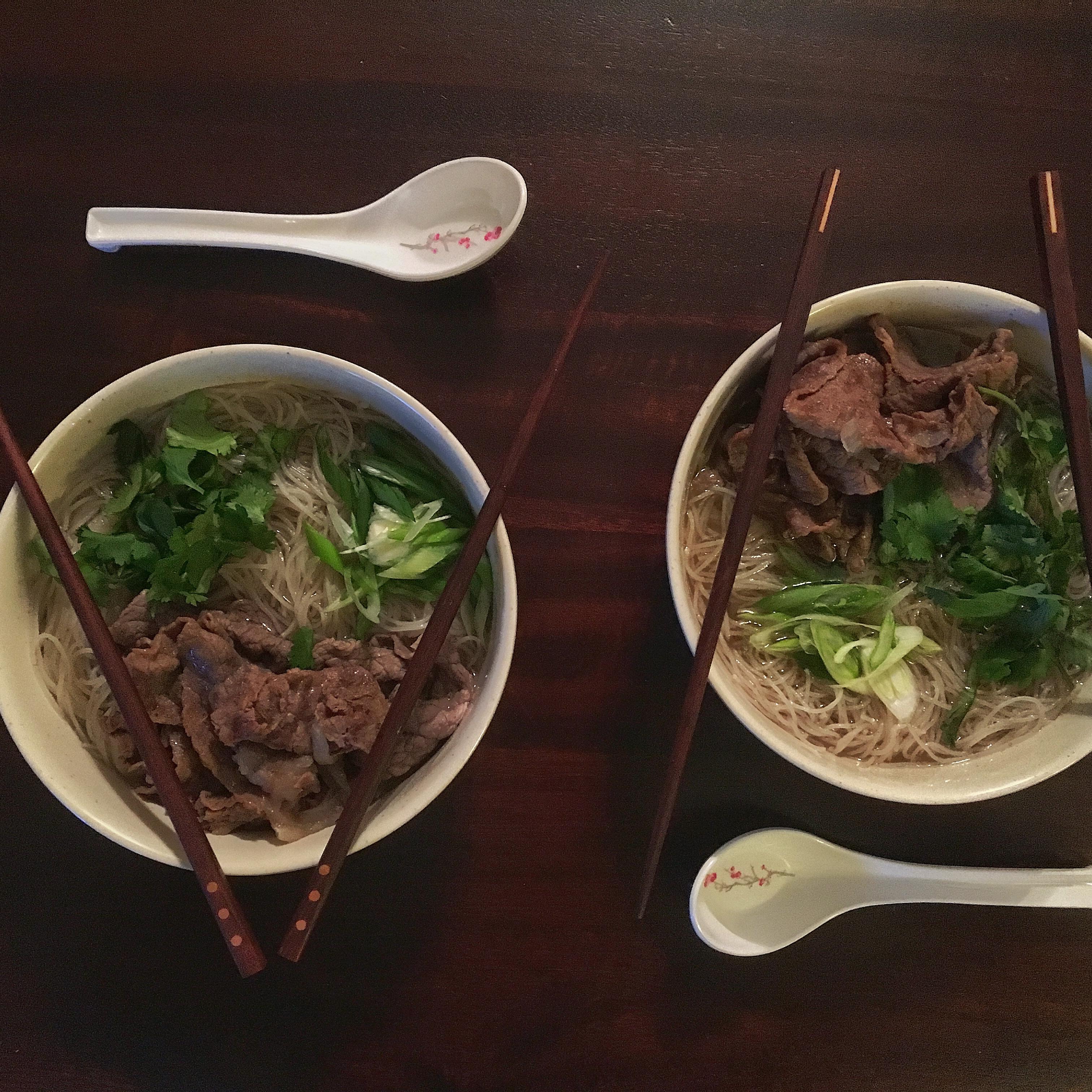 Instant Pot® Beef Pho B. Tario
