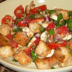 Panzanella Salad Staci