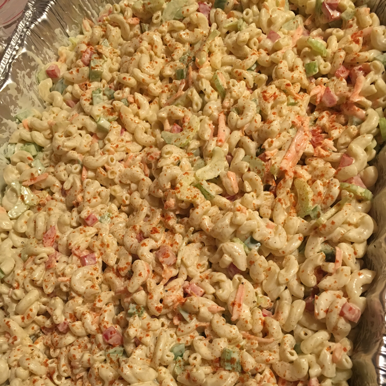 Healthier Classic Macaroni Salad Etalks