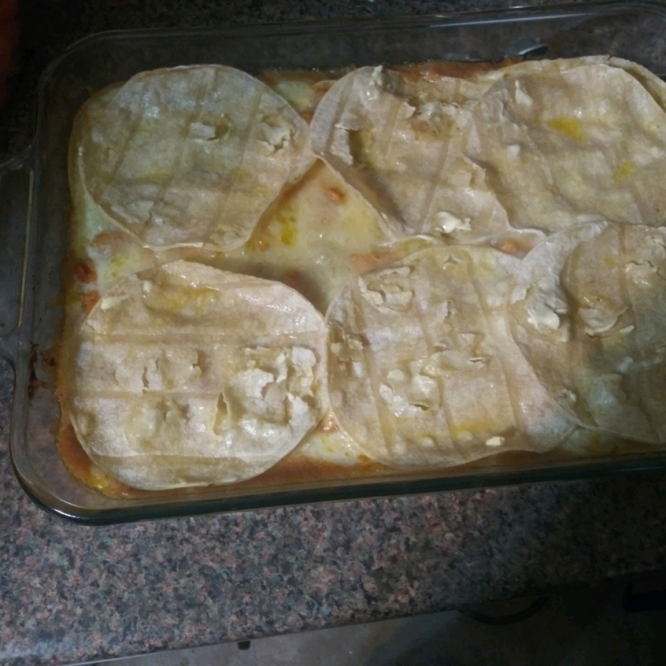 5-Ingredient Mexican Casserole Ira Diggs