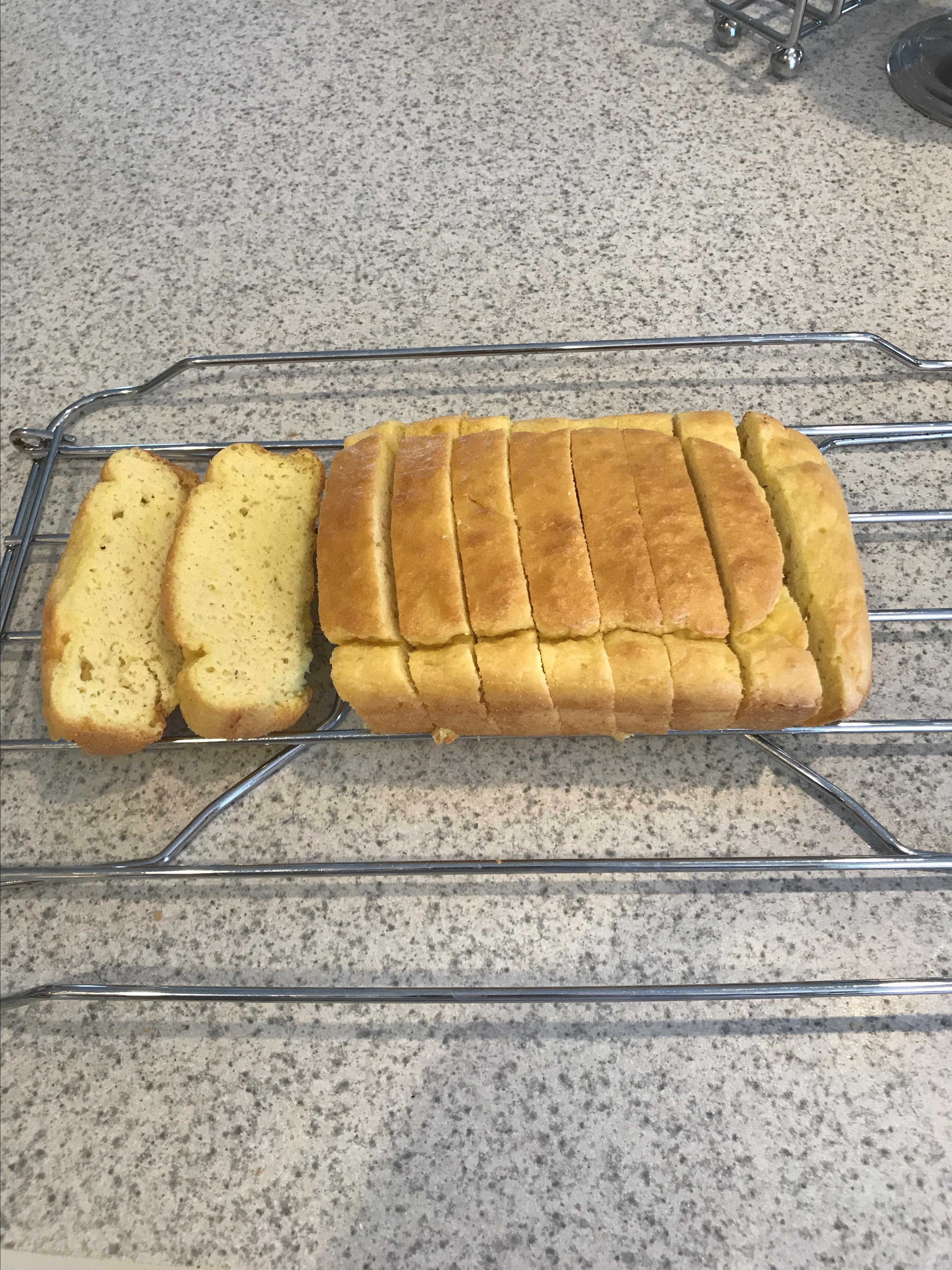 Grain-Free Butter Bread ketomom