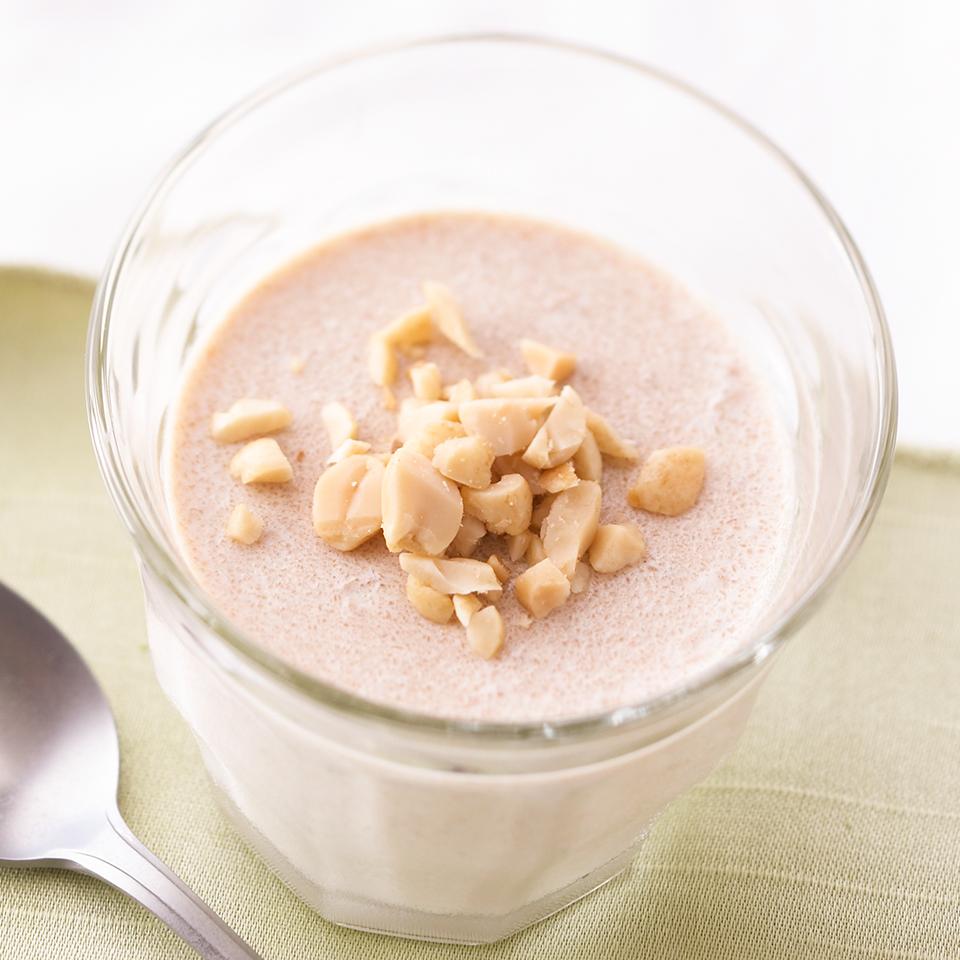 Peanut Butter Custards Diabetic Living Magazine