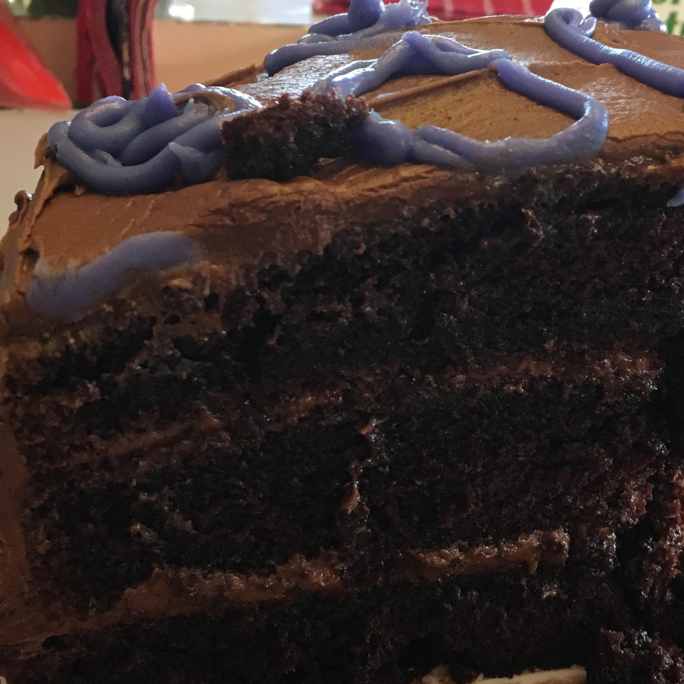Basic Chocolate Buttercream Icing