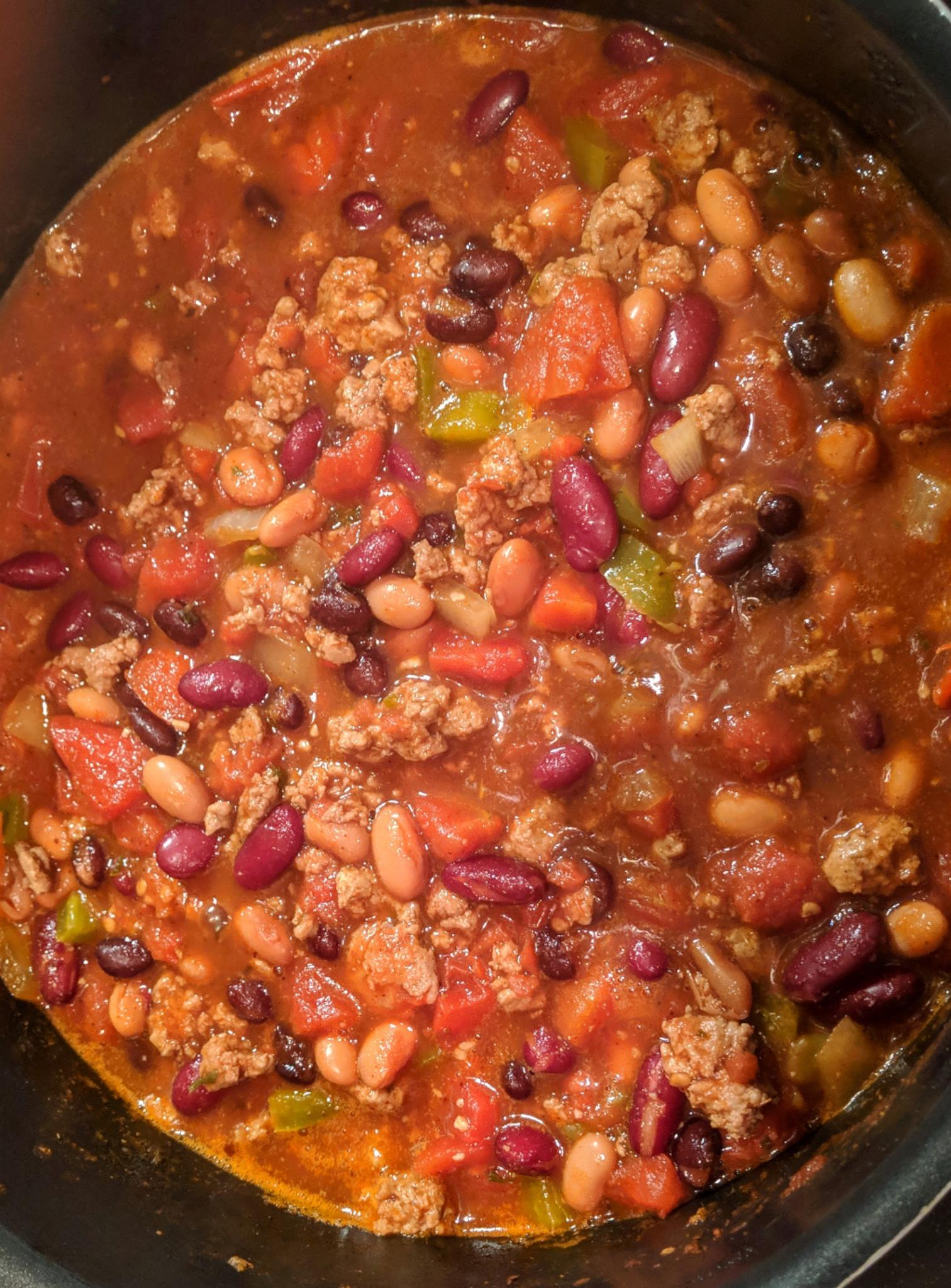 The Best Turkey Chili Jeanine Sivek Westover