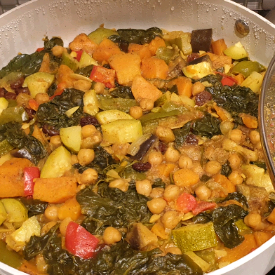 Marrakesh Vegetable Curry Amir