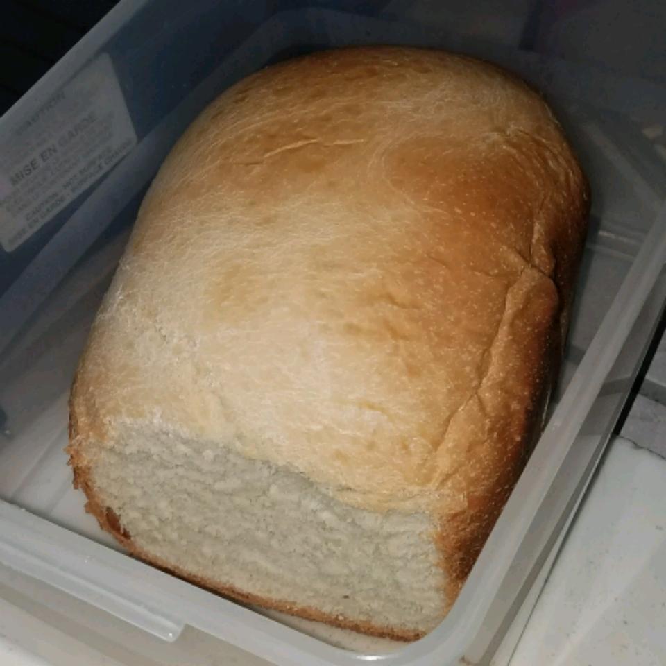 Ron's Bread Machine White Anonymous