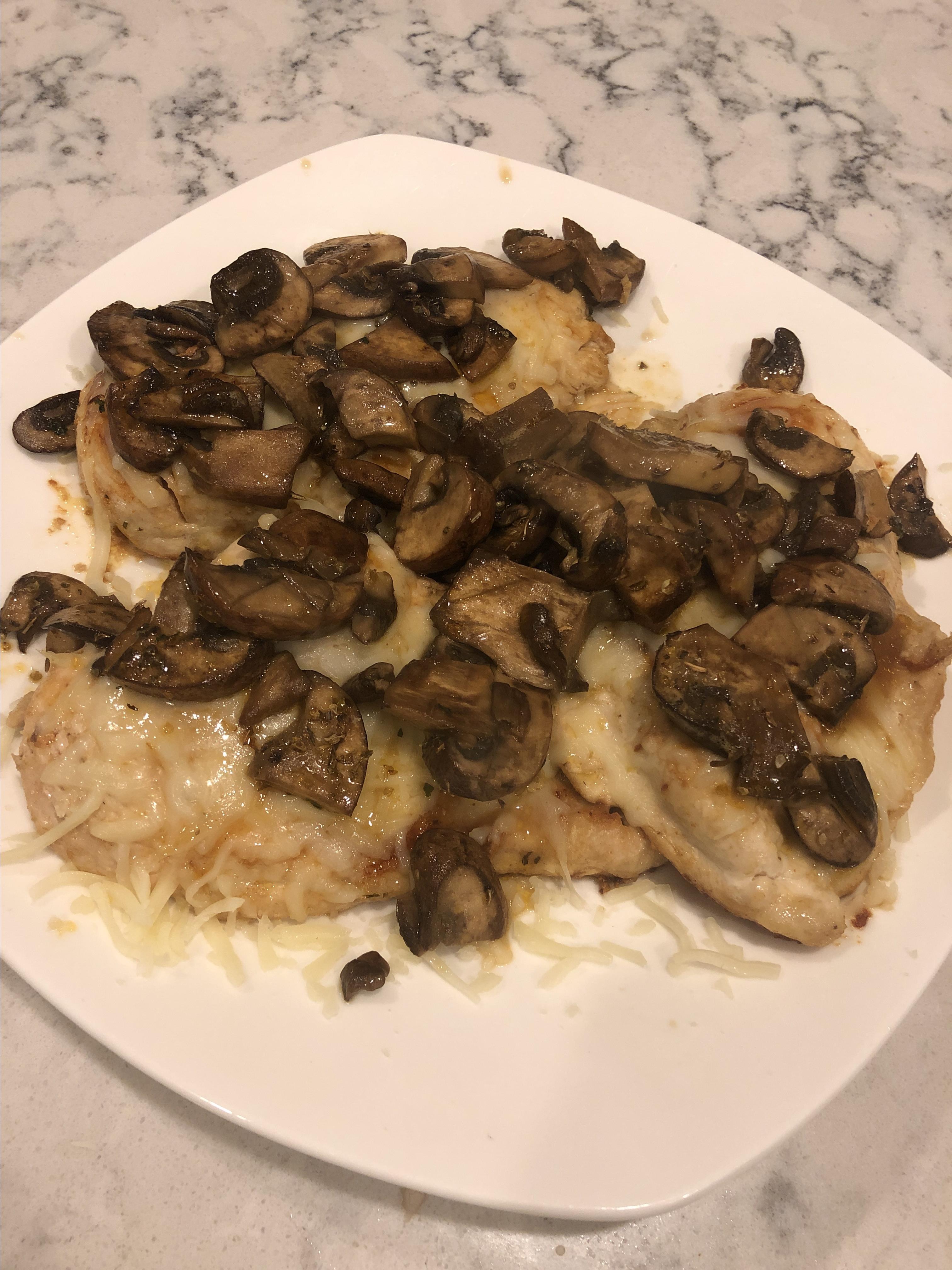 Mama Silva's Mesquite Chicken