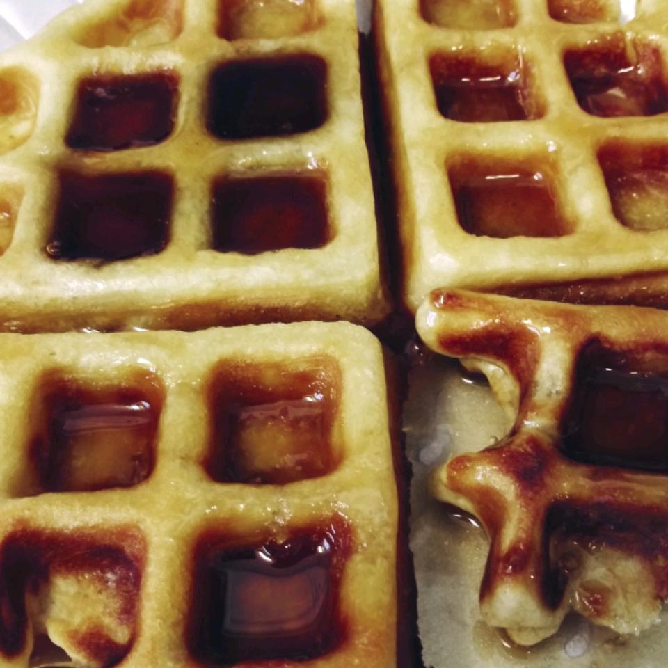 Classic Waffles Irma Trantham