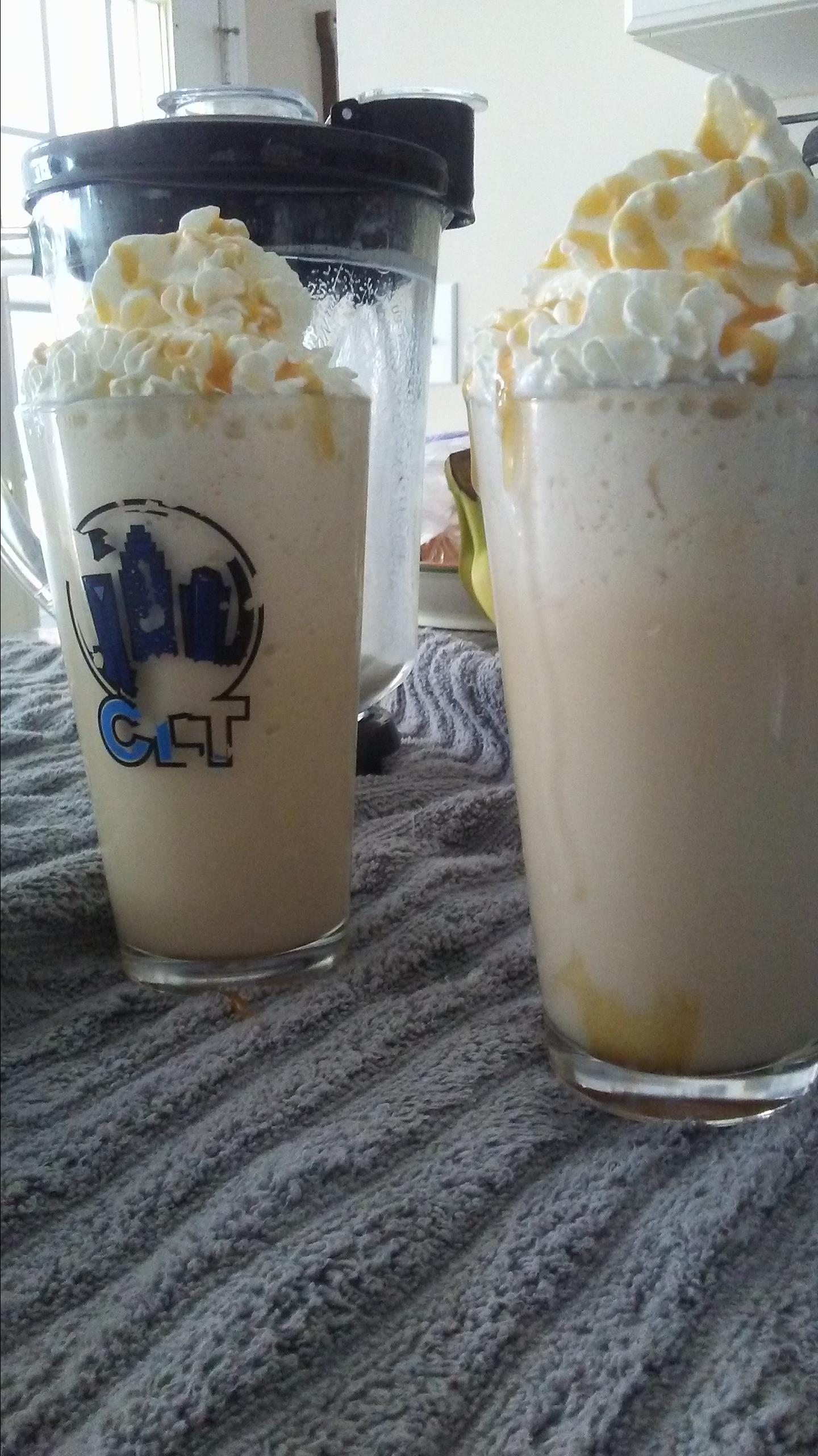 Starbucks® Caramel Frappuccino Copycat Recipe Autumn_Ginger
