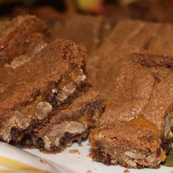 Chocolate Caramel Brownies Michelle Morse-Wendt