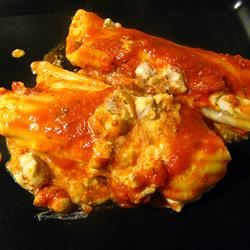 Italian Baked Cannelloni