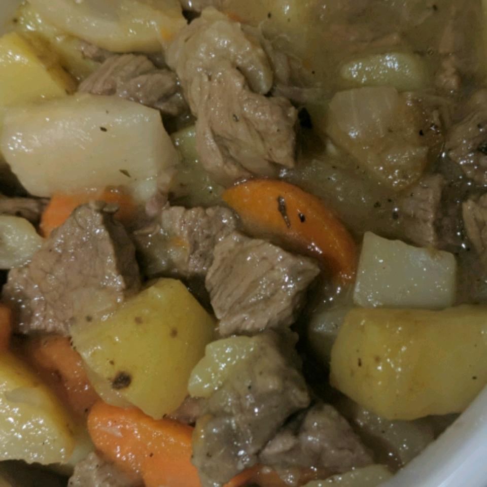 Irish Canadian Beef Stew Ray kozak