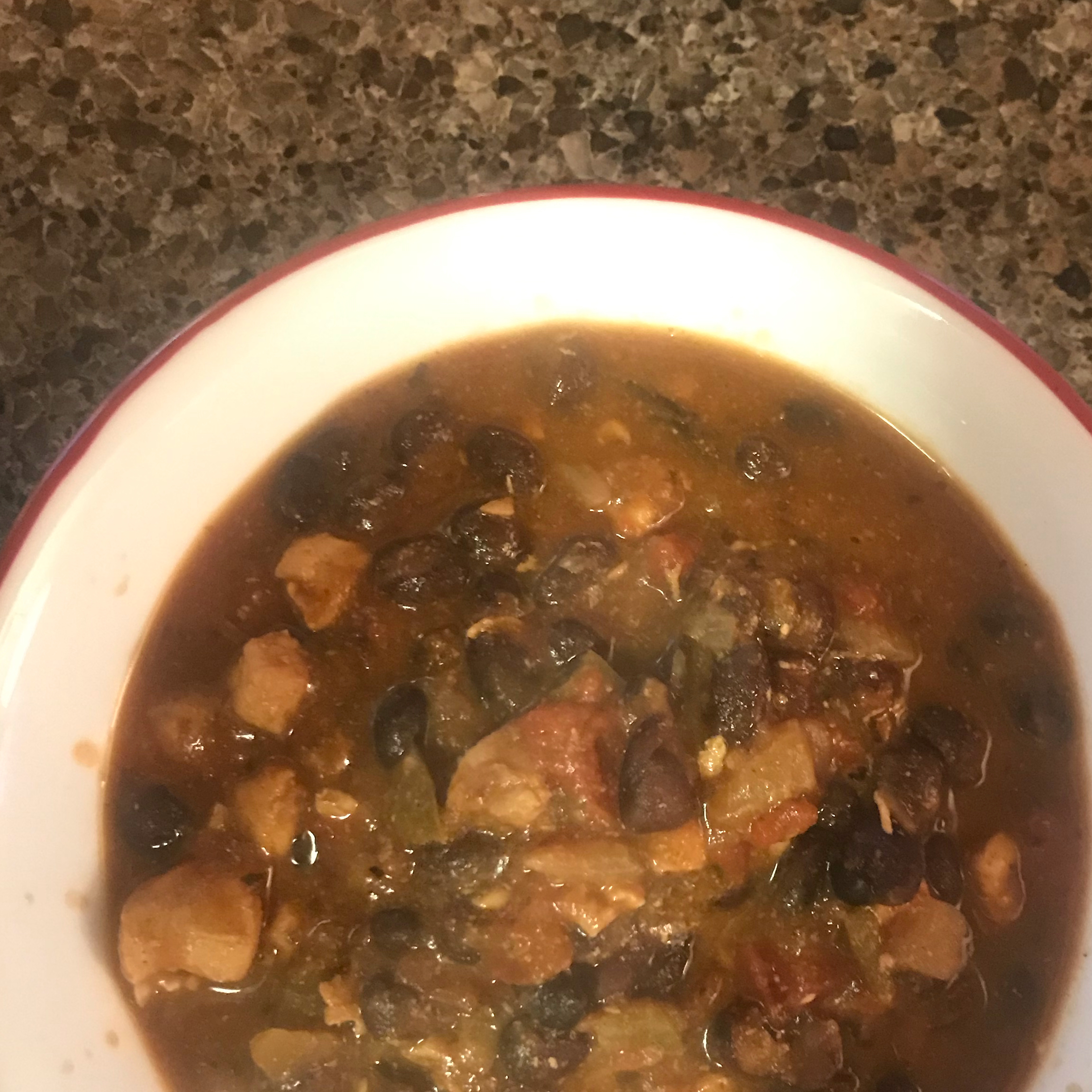 Fantastic Black Bean Chili Gregory Thousand
