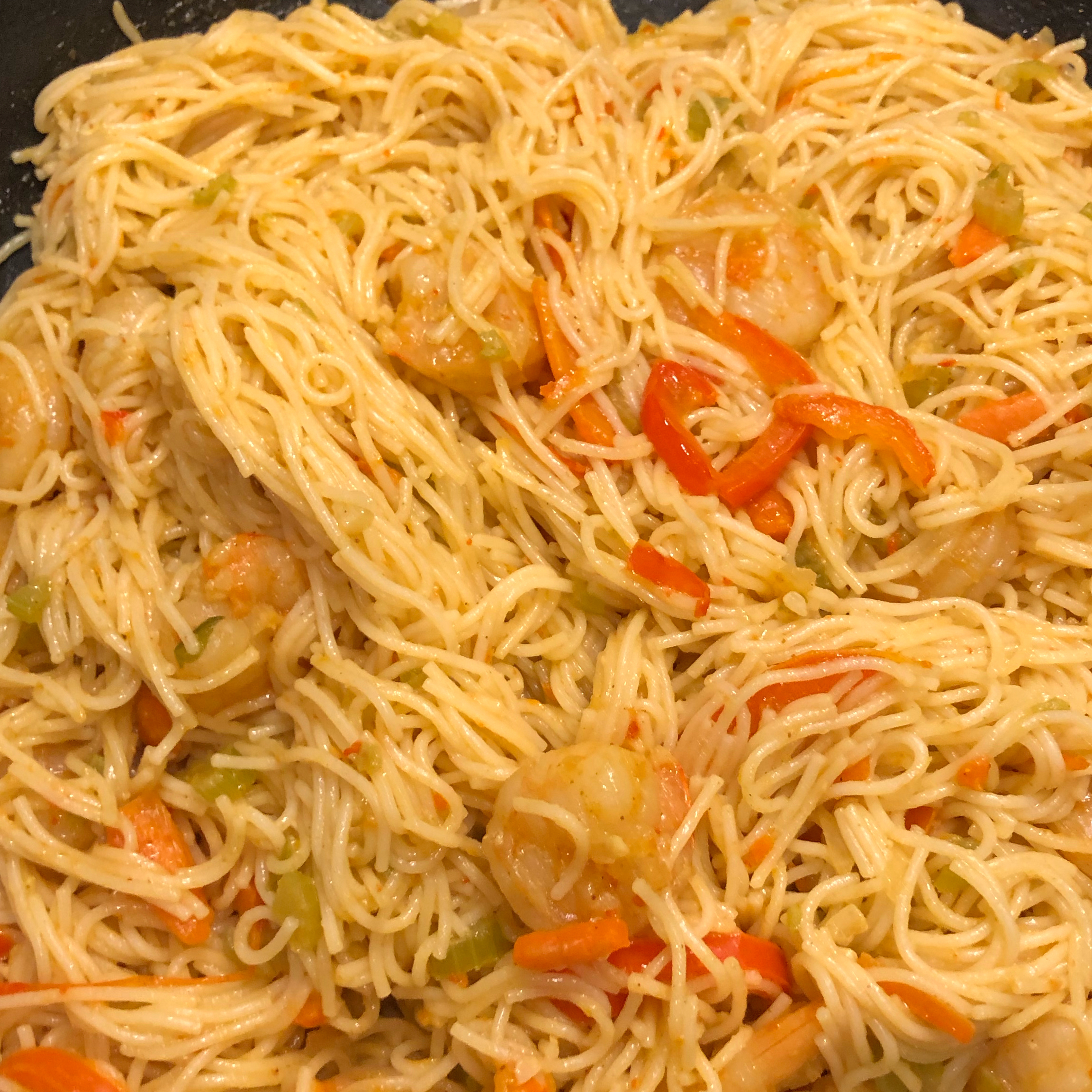 Singapore Noodles Fama Toure