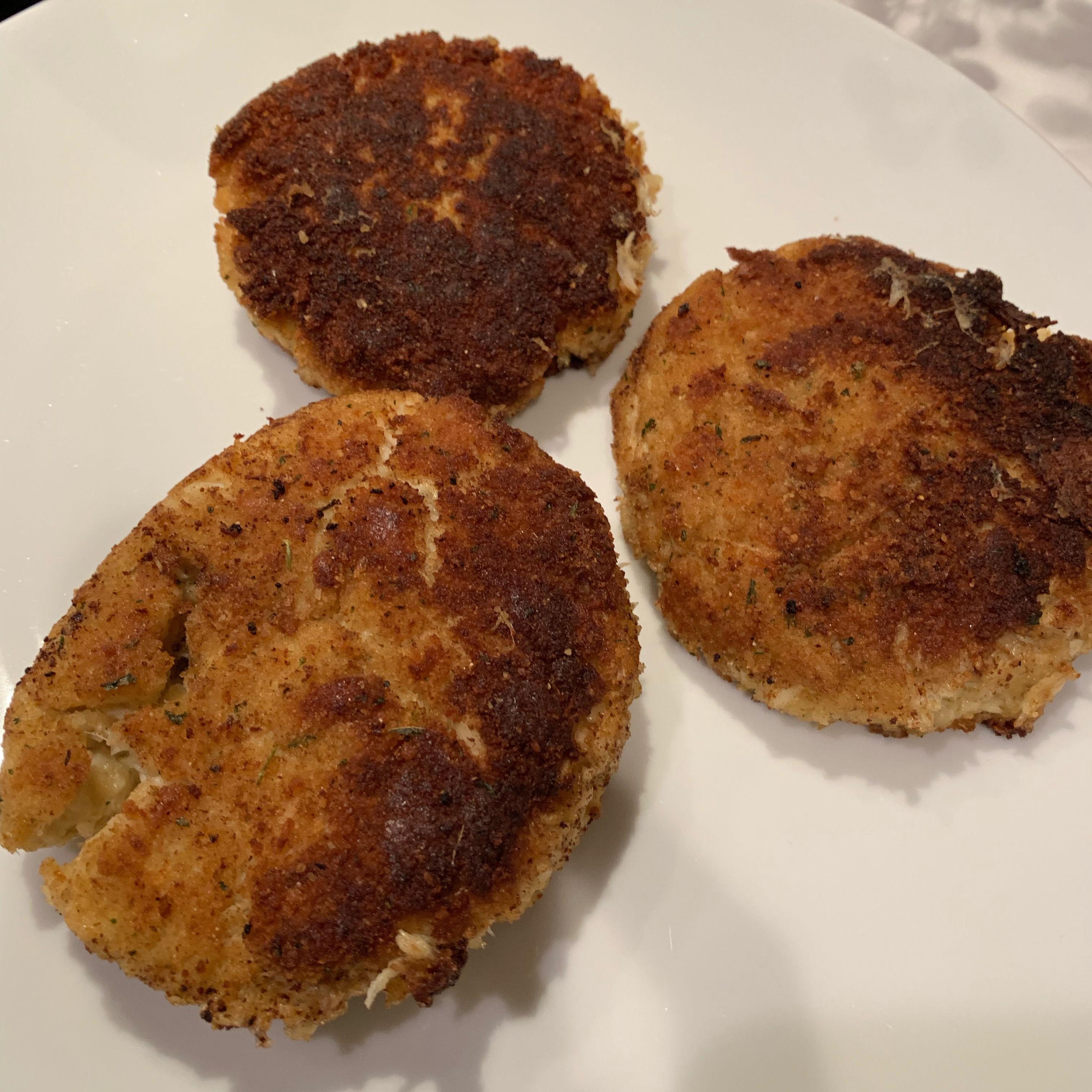 Chef John's Crab Cakes