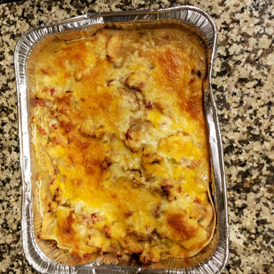 Chicken Gravy Enchilada Casserole Ralp Co