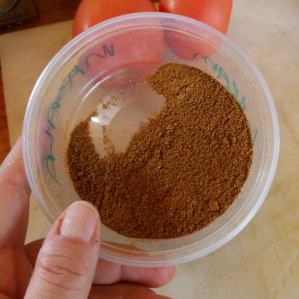 Easy Garam Masala Reina Dunkin