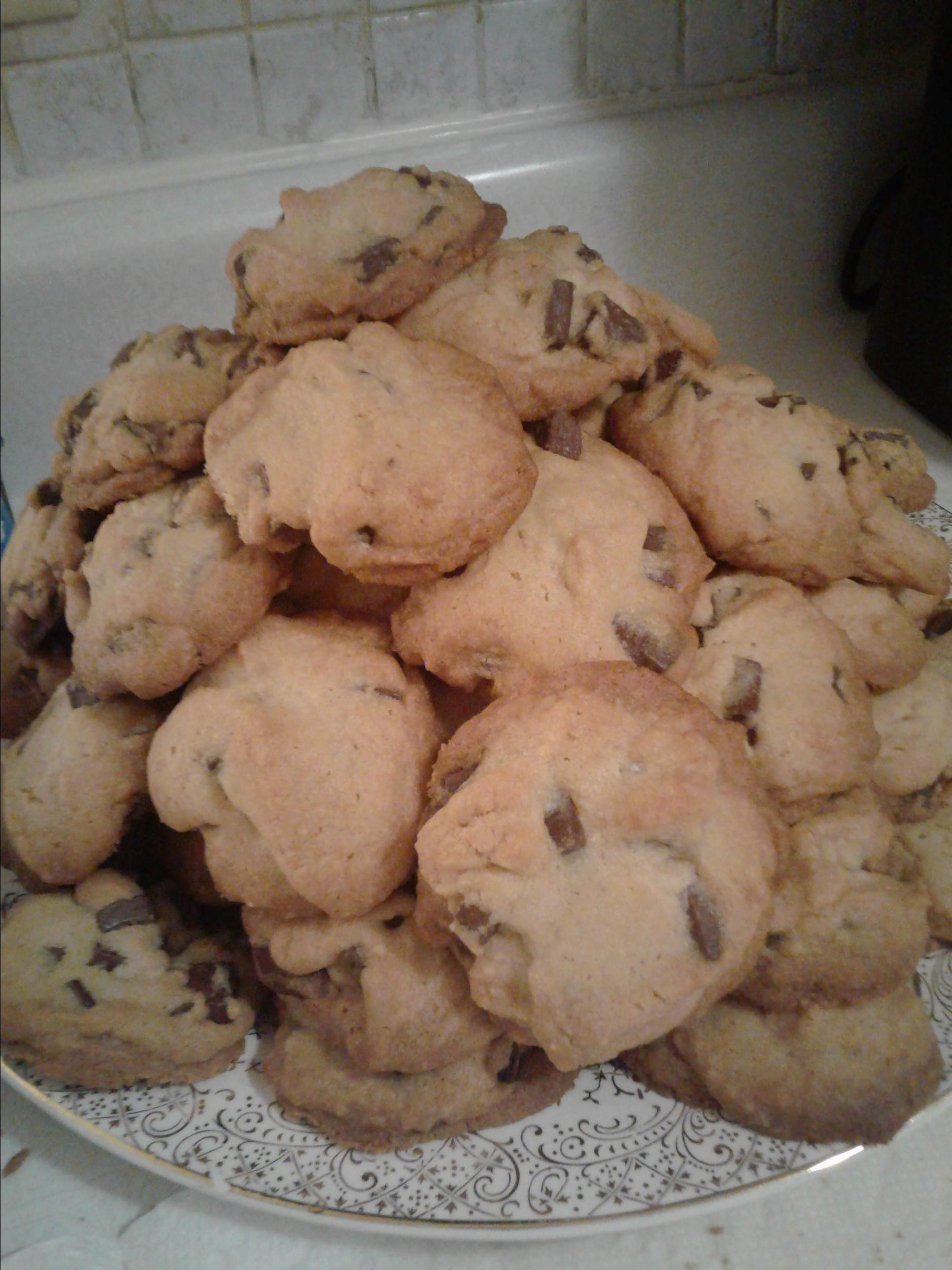 Chocolate Chip Chunk Cookies Joanna Hathaway