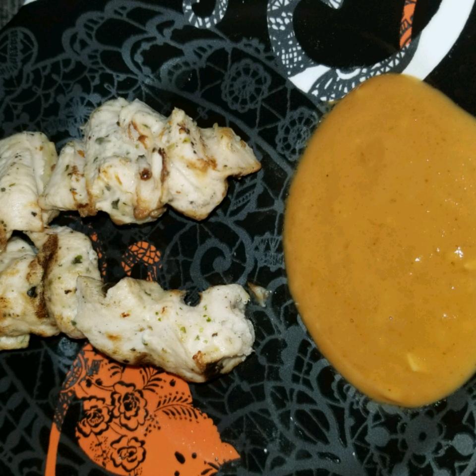Spicy Thai Peanut Sauce Chris Dubois