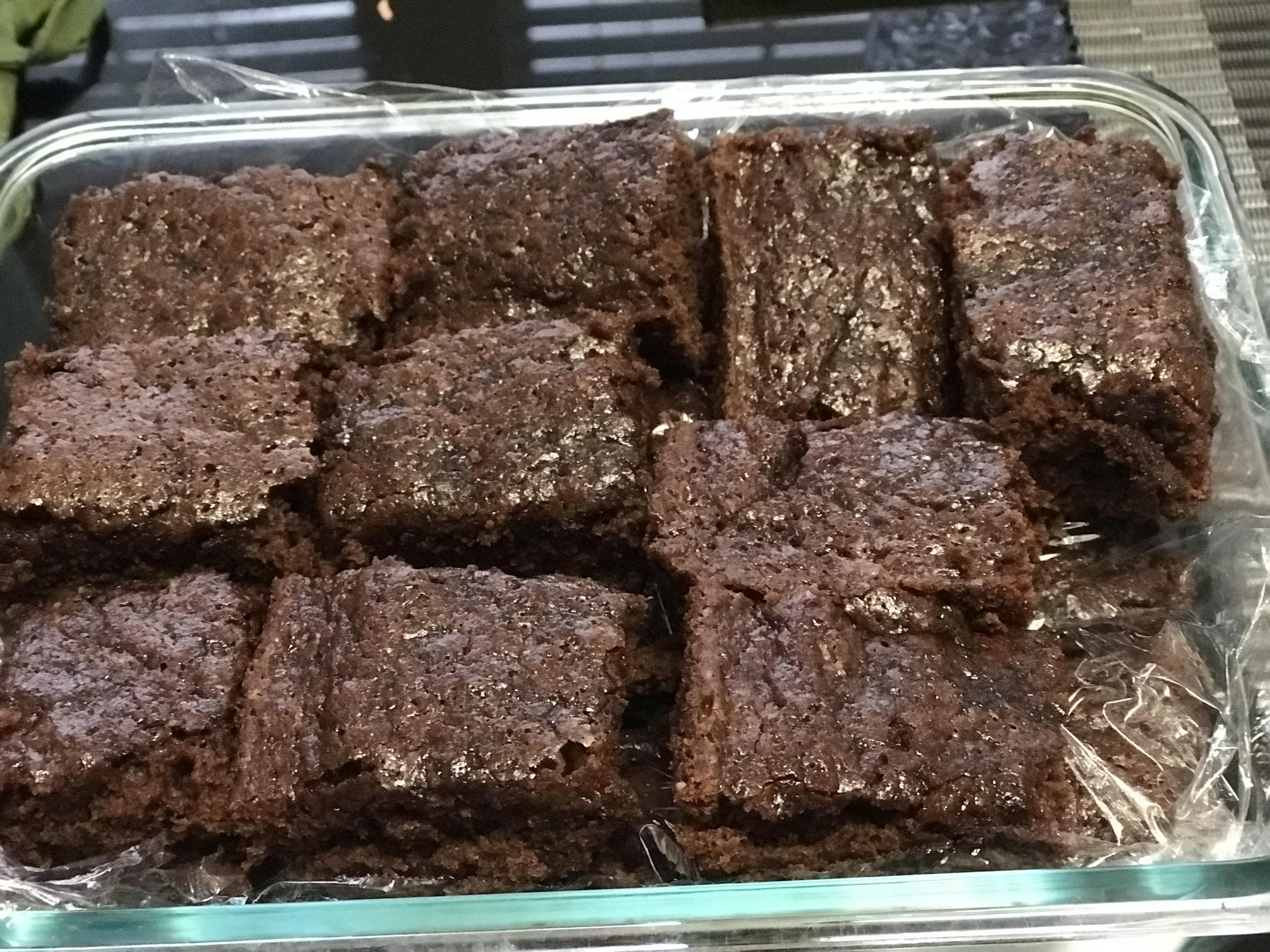 Vegan Brownies Shco0799
