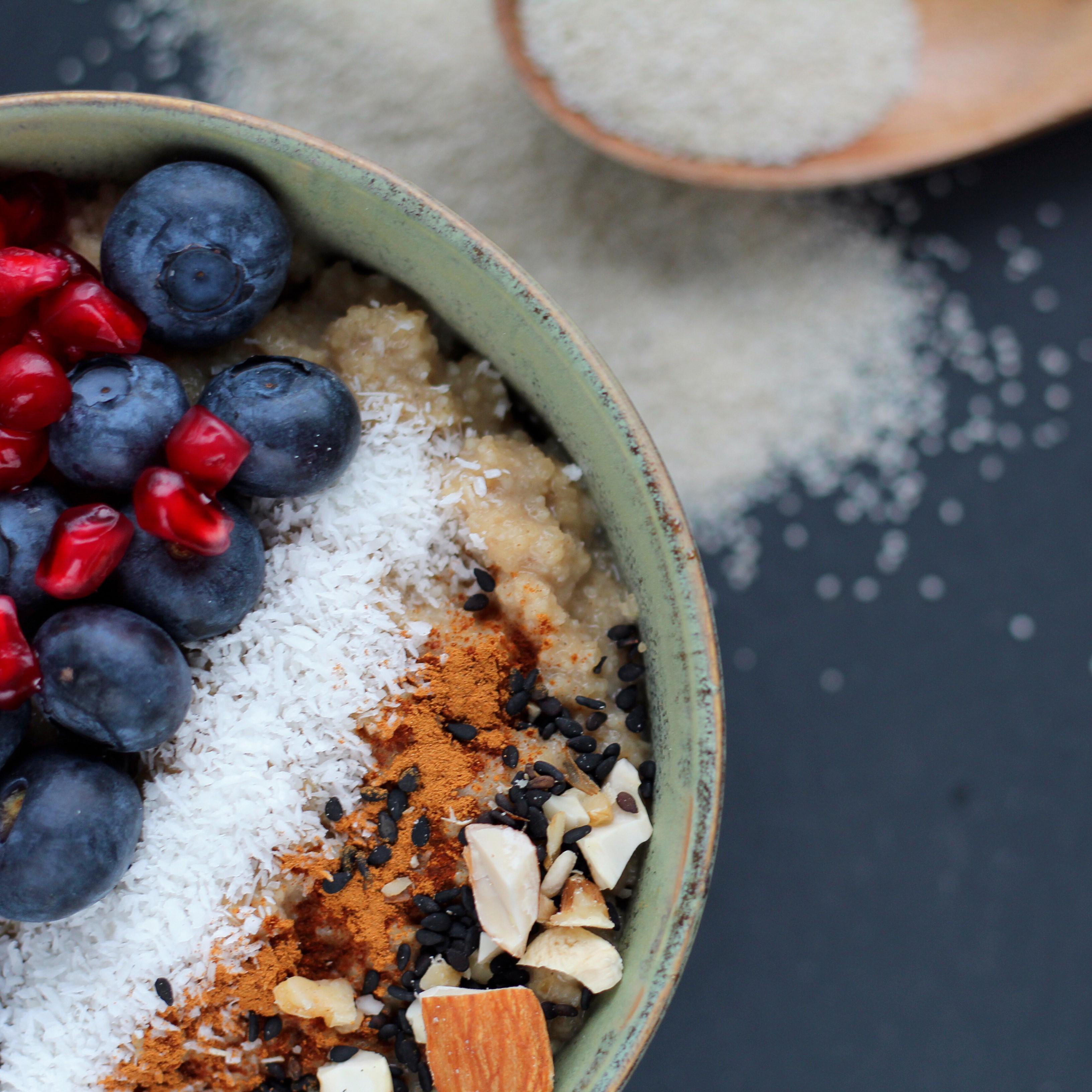 Fonio Breakfast Porridge
