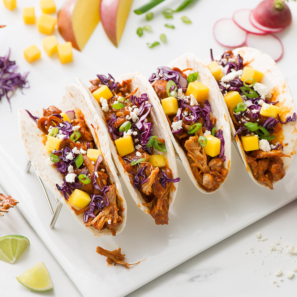 CAMPBELL'S® Pulled Sweet Chili Chicken