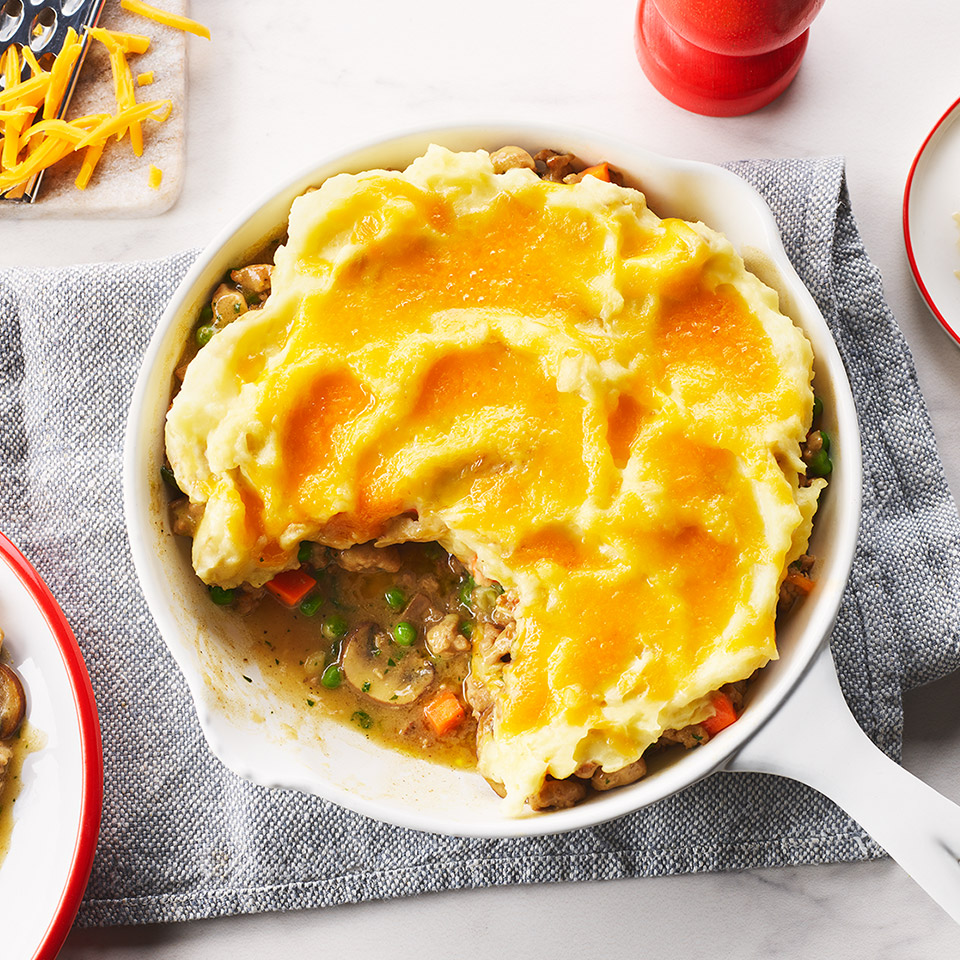 CAMPBELL'S® One Pan Shepherd's Pie