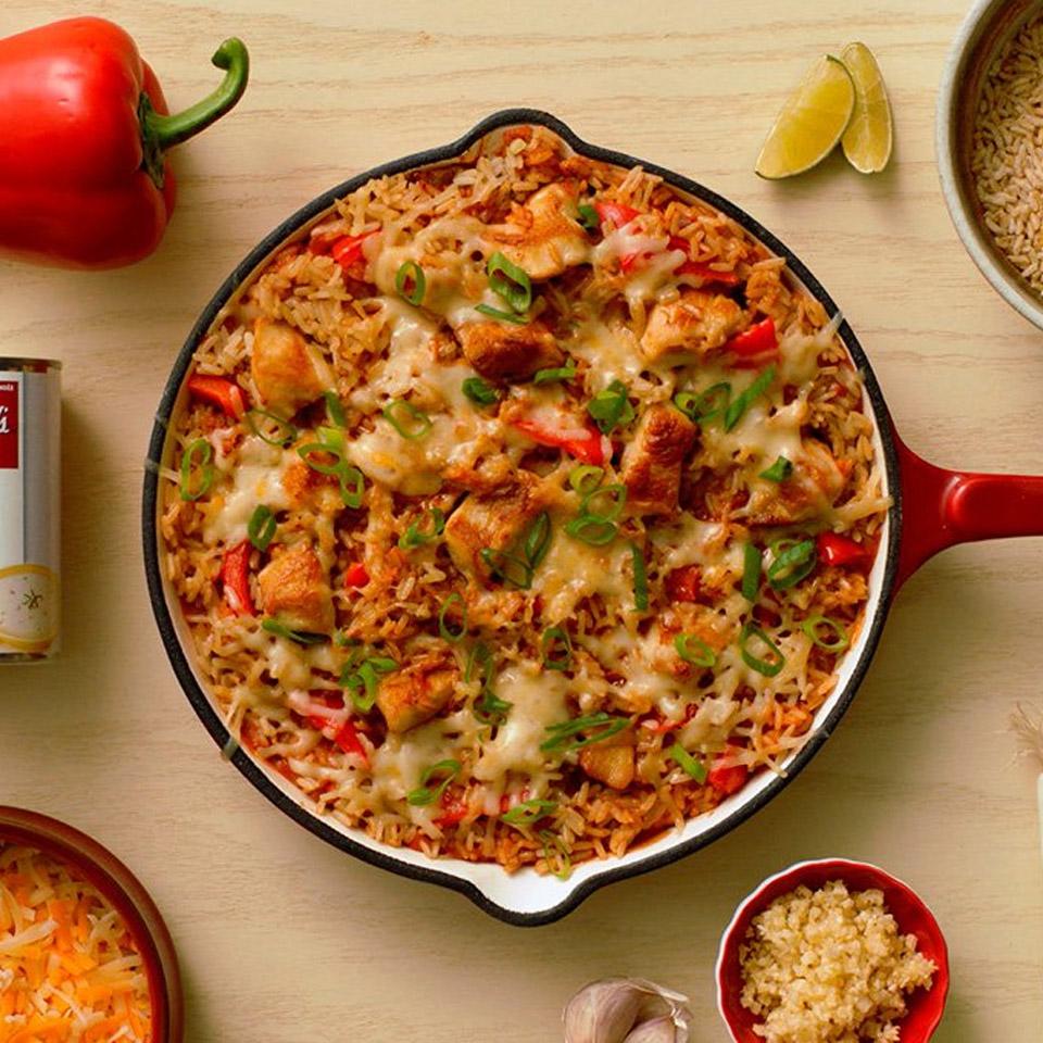 CAMPBELL'S® Chicken Enchilada Skillet