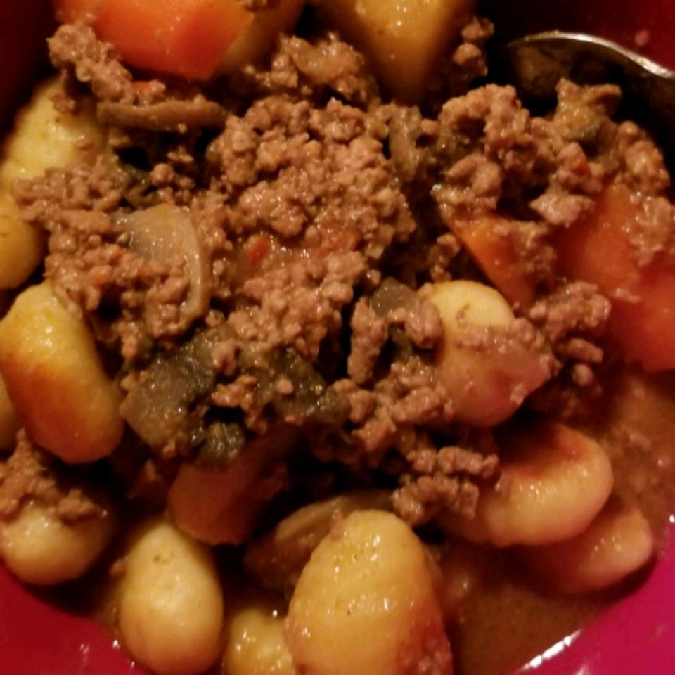 Ground Beef Goulash Satori Anne