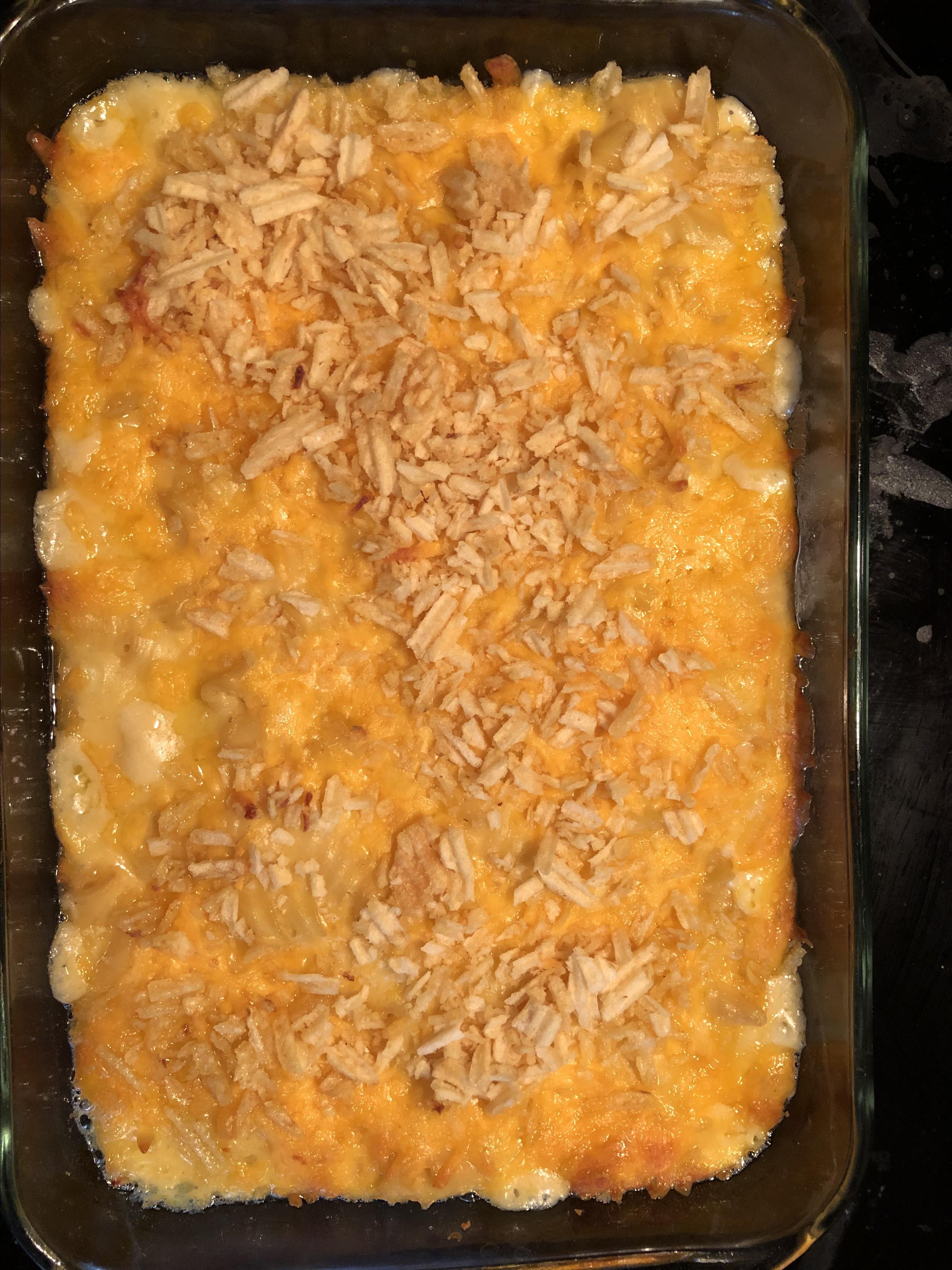 Easy Gluten-Free Macaroni and Cheese Mamoo