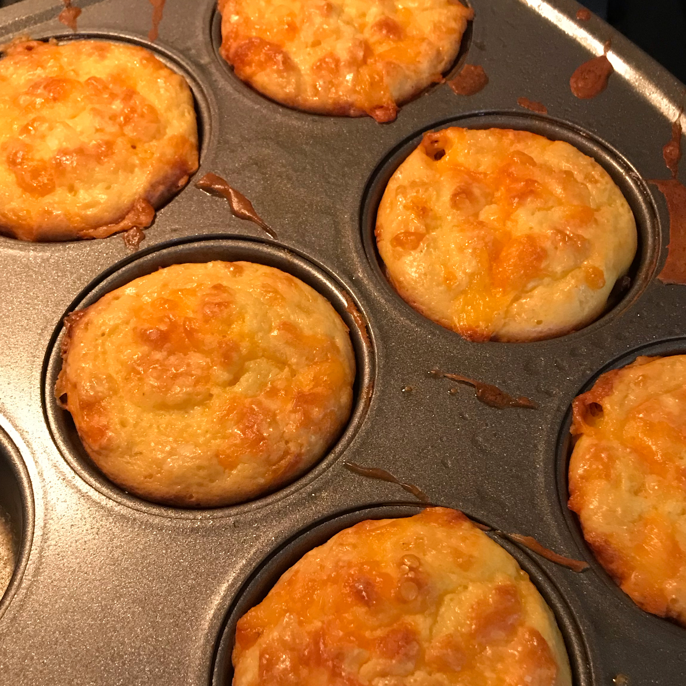Impossibly Easy Mini Breakfast Sausage Pies KaiaSaint