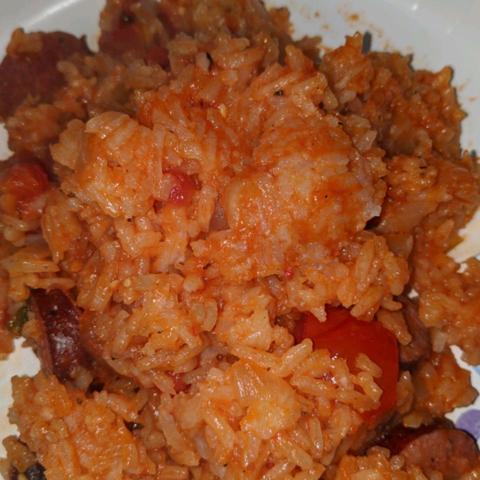Charleston Red Rice Karen Mitchell