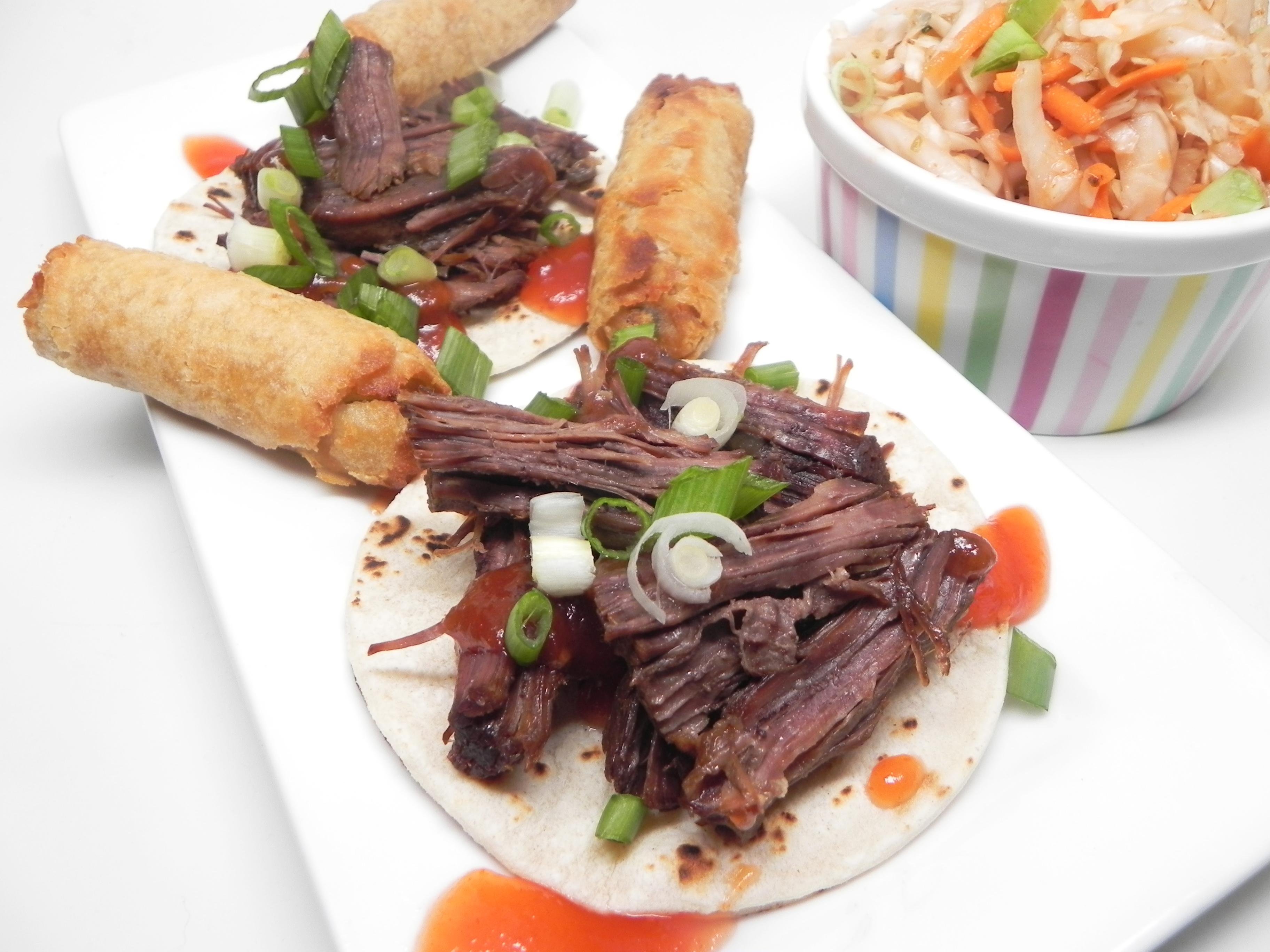Instant Pot® Korean BBQ Tacos