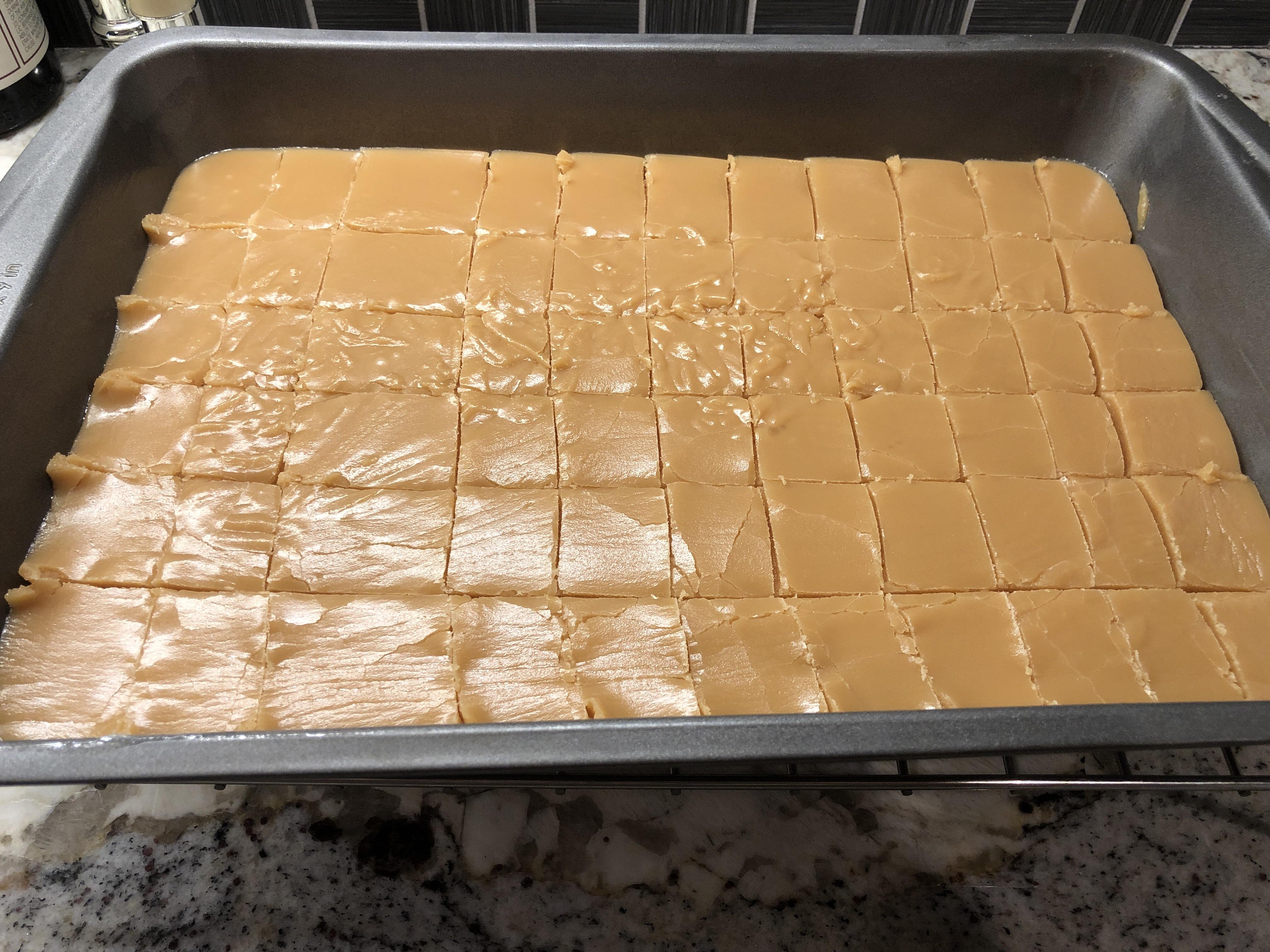 Scottish Butter Tablet