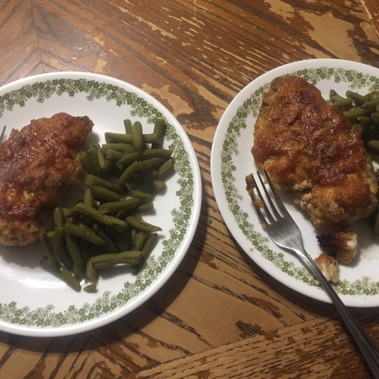 Candied Chicken Breasts