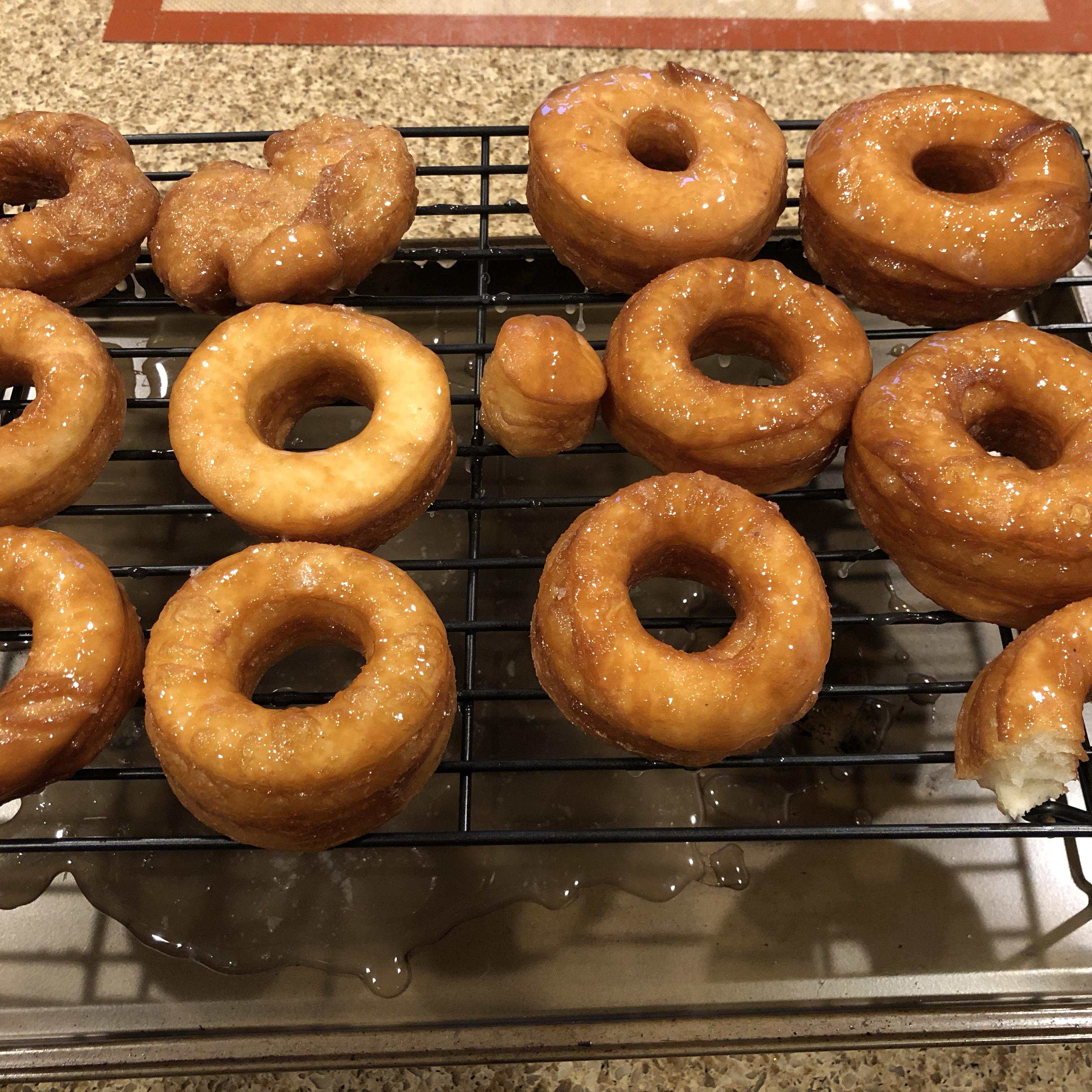 How to Make Cronuts, Part I Josh VanLandingham