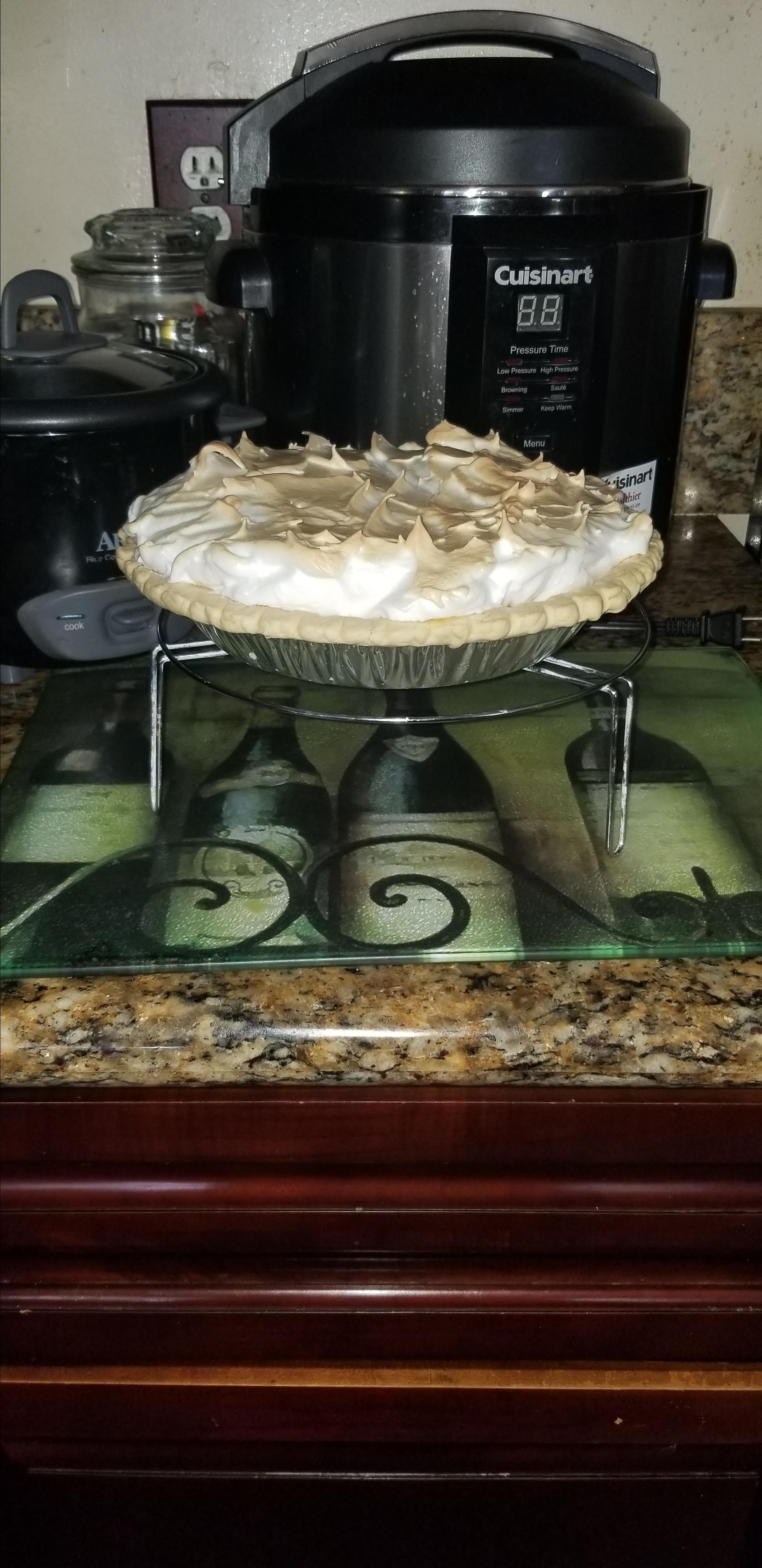 Grandma's Lemon Meringue Pie Preshannay Harris
