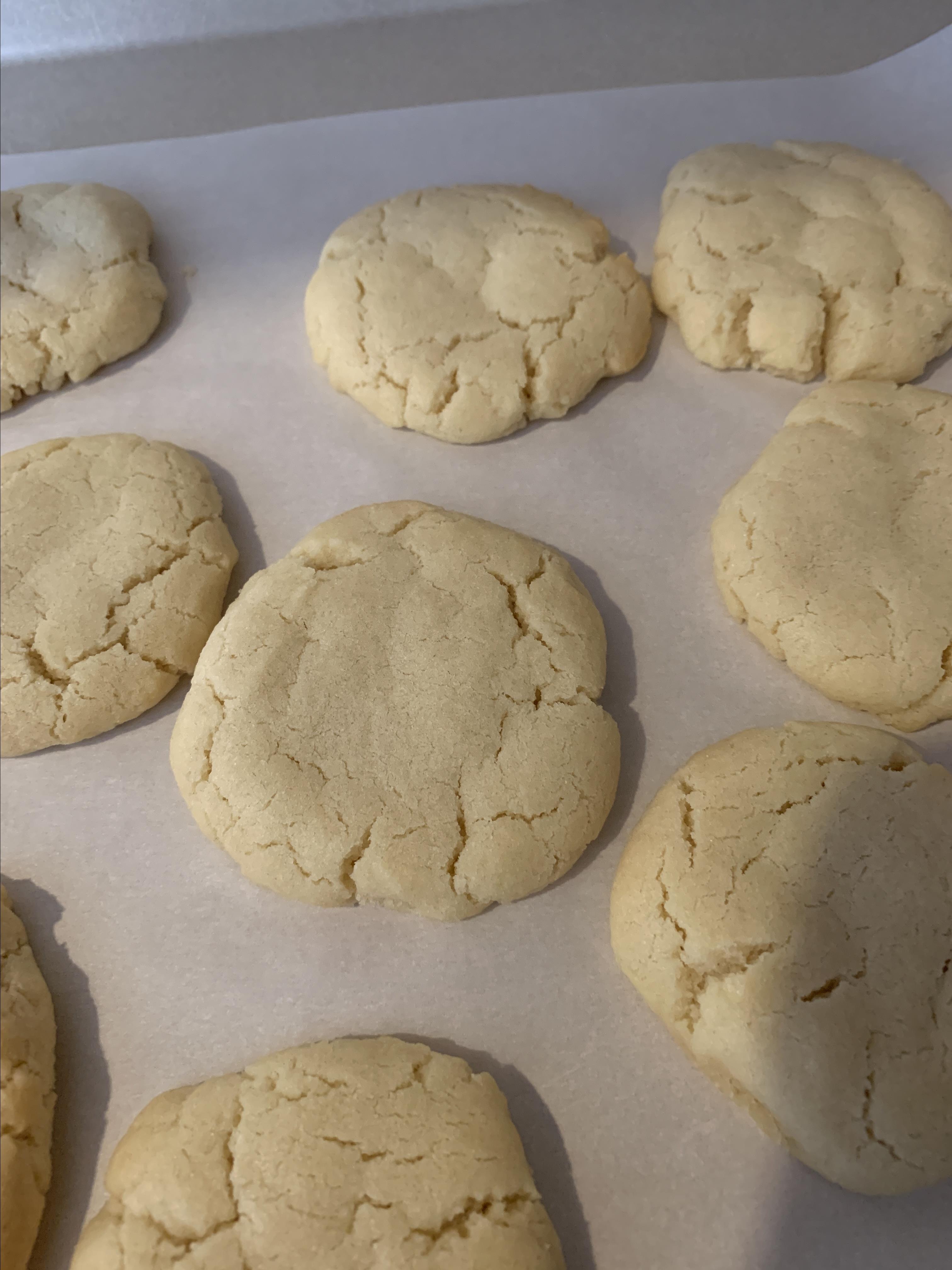 Easy Sugar Cookies Teresa Latham